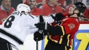 Why Flames need Tkachuk to keep getting under other team's skin
