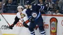 Jets place Bryan Little on IR, grant Dmitry Kulikov personal leave