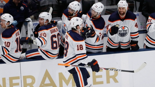 James Neal becoming 'Real Steal' with dominant start to Oilers tenure