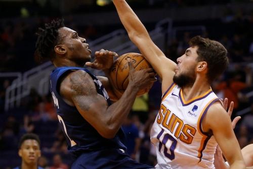 Suns open Monty Williams era with preseason win over Timberwolves