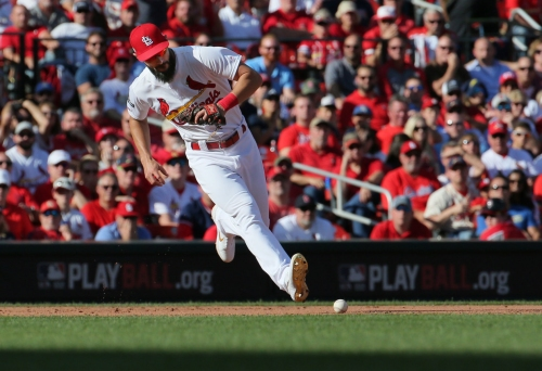Cardinals notebook: Cardinals likely to shift the look of their lineup against Foltynewicz