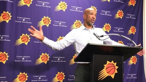 Phoenix Suns: Monty Williams concerned with flow after turnover fest in preseason opener