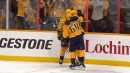 Predators go the other way and make Erik Karlsson pay on giveaway