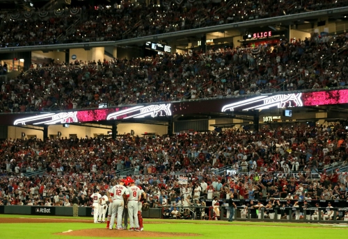 After Helsley's comments, Braves make some changes to their in-game program and 'chop'