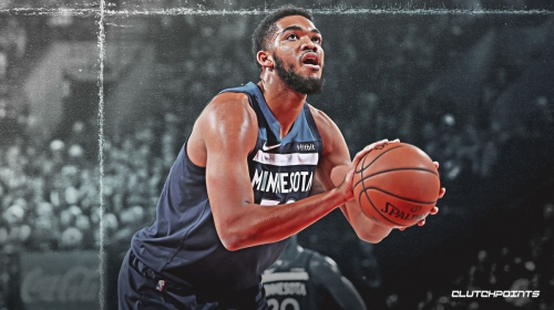 Timberwolves' Karl-Anthony Towns says somebody in The Bay asked him to join a basketball league because he's 'tall'