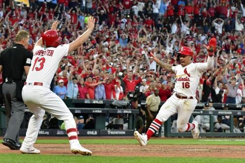 NLDS Gamethread: Cardinals at Braves, Nationals at Dodgers