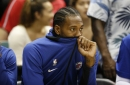 Clippers' Kawhi Leonard goes full throttle with Lou Williams during scrimmage
