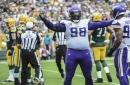 Vikings Wednesday injury report: Three Vikings sit out