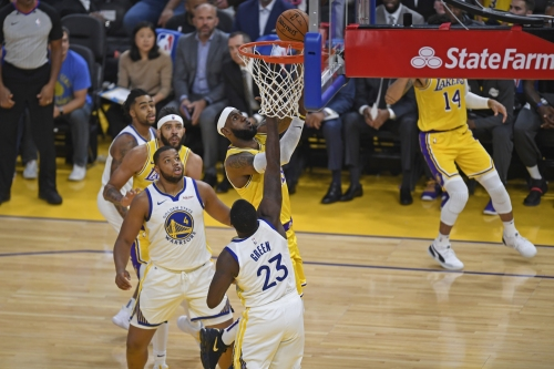4 areas of improvement the Warriors would like to see Thursday against the Timberwolves