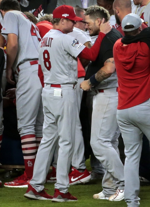 Cardinals notebook: Helsley's comments prompt 'tomahawk chop' changes from Braves