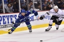 Canucks defenceman Troy Stecher is starting from the bottom once again