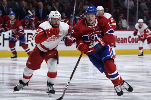 Canadiens vs. Red Wings: Game preview