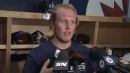 Why Patrik Laine's gelling better on Jets top line this season