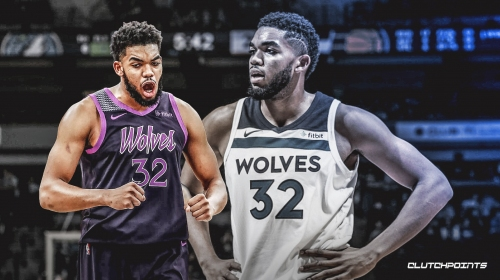 Karl-Anthony Towns knows he has to be 'aggressive at all times' for Timberwolves to win