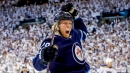 Unburdened by contract talks, Laine excelling on Jets' top line
