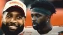 Browns WR Jarvis Landry speaks out on getting Odell Beckham Jr. more involved