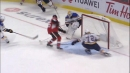 Blues' Allen misplays puck giving Abramov first NHL goal