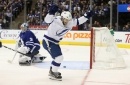Lightning pump seven past Frederik Andersen in blowout loss by Maple Leafs