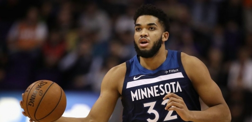 NBA Rumors: Karl-Anthony Towns Should Demand A Trade From The Timberwolves, Per 'Bleacher Report'
