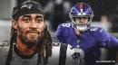 Stephon Gilmore gets Patriots' 3rd INT vs. Daniel Jones, Giants