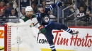Patrik Laine's four-point night powers Jets past Wild