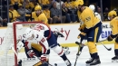 Johansen scores pair, Duchene gets first as Predators edge Capitals