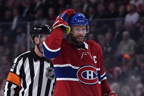 The Canadiens' defensive play against Detroit was worrisome