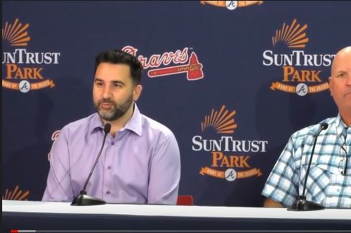 Alex Anthopoulos, Brian Snitker on NLDS, offseason plans