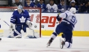 Leafs goalie Frederik Andersen seeks a cure for seven-goal hangover