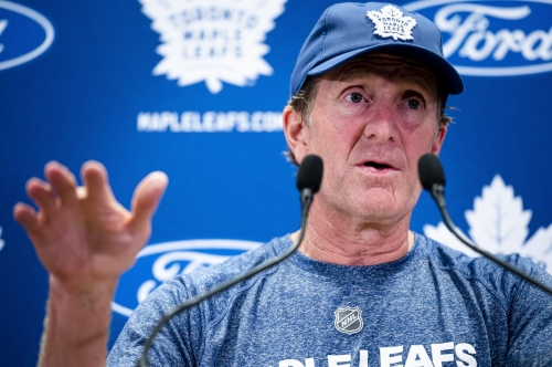 Leafs lick their wounds after 'unacceptable' loss to Lightning