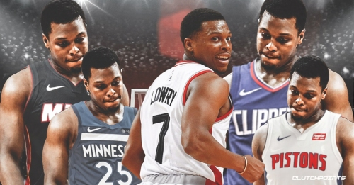 RUMORS: Clippers, Heat, Pistons, Timberwolves could be potential trade suitors for Kyle Lowry if Raptors elect to deal him