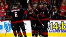 Hurricanes beat Islanders, open season with five wins for first time