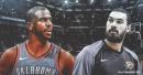 Thunder's Chris Paul, Steven Adams impressed with NBA prospect RJ Hampton