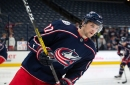Columbus Blue Jackets Place Josh Anderson on IR