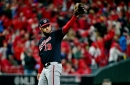 Anibal Sanchez loses no-hitter in eighth inning, Nationals beat Cardinals in NLCS Game 1