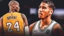Celtics' Jayson Tatum defends Kobe Bryant amid criticisms of his 2018-19 performance
