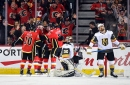 NHL Game Day Predictions: October 12th Late Games – Including Calgary Flames vs Vegas Golden Knights