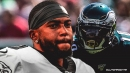 Eagles WR DeSean Jackson brings in long-time trainer to help recover from abdominal injury