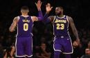 Lakers News: Kyle Kuzma Reflects On Playing With LeBron James During 2018-19 NBA Season