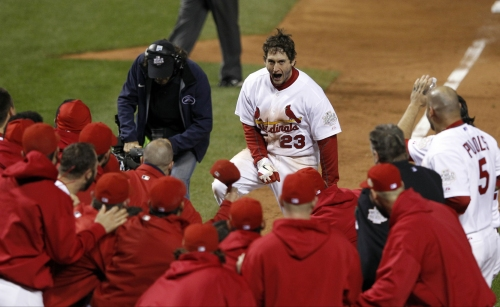 Cardinals homegrown Mr. October, David Freese, announces his retirement