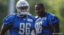 Lions DL Mike Daniels not expected to play on Monday night vs. Packers