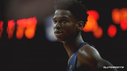 Shai Gilgeous-Alexander is already looking like the next star point guard