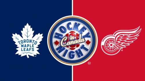 Hockey Night in Canada: Maple Leafs vs. Red Wings