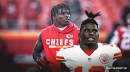 Chiefs news: Tyreek Hill has 'serious chance' to play in Week 6 vs. Texans