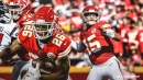WATCH: Damien Williams takes Patrick Mahomes pass to the house vs. Texans