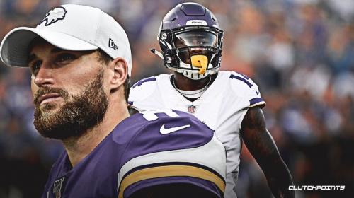 Vikings' Kirk Cousins connects with Stefon Diggs for another long TD vs. Eagles