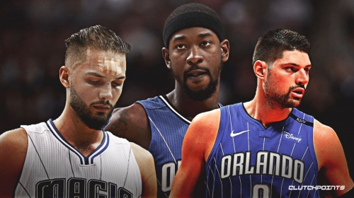 REPORT: Nikola Vucevic (ankle), Evan Fournier (back), Terrence Ross (ankle) out for Magic vs. Sixers