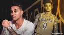 Kyle Kuzma worried that being part of the Lakers trade for Anthony Davis would have 'stunted' his brand
