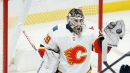 Facing stacked odds, Talbut's debut with Flames deserved better fate