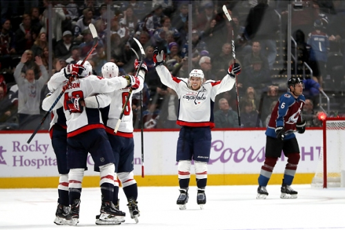 NHL Game Day Predictions: October 14 – Including Colorado Avalanche vs Washington Capitals